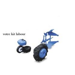 Kit labour pour motoculteur ISEKI SA250