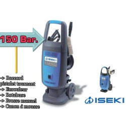 Nettoyeur haute pression 150 Bar maxi