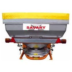 Epandeur porté sel cuve INOX avec équipement complet 500 litres