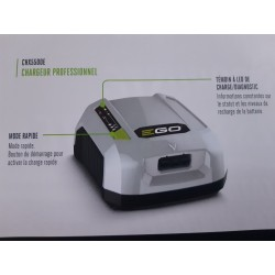 Chargeur EGO rapide professionnel