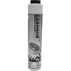 Cartouche de graisse graphite au savon de lithium