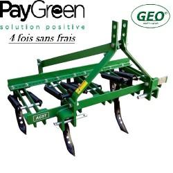 Cultivateur, canadien 1.56 M GEO Type AC