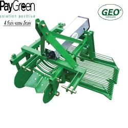 Arracheuse pommes de terre pour micro tracteur HP 20/35 Type PM GEO