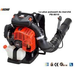Souffleur puissant PB-8010 ECHO 1818 M³/h