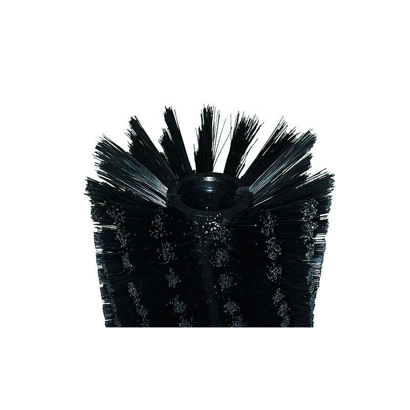 Brosses très souple ( noire ) 80 cm par paire