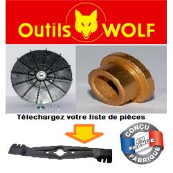 Eclatées pièces détachées N32 Wolf