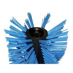 Brosses à neige ( bleue ) 120 cm par paire
