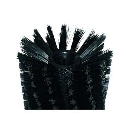 Brosses très souple ( noire ) 120 cm par paire