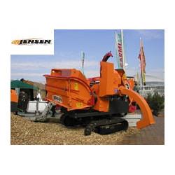 Broyeur de branches JENSEN A530 XL Système SPIDER ( Moteur diesel Kubota 37 CV )