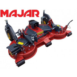 Tondeuse frontale 130 - 150 - 180 cm MAJAR pour ISEKI SF310 / SF370