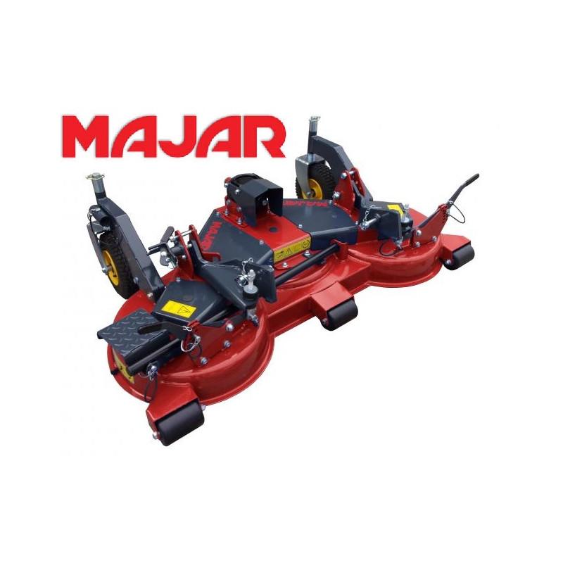 Tondeuse frontale 130 cm MAJAR pour ISEKI SF310 / SF370