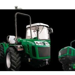 Tracteur FERRARI 48 cv roues agraires 4 roues égales