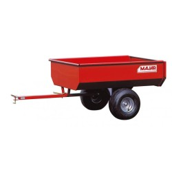 Remorque 500 kg AGRI-FAB pour autoportée