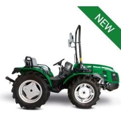 NOUVEAU Tracteur 35 cv roues avant directionnelles - 4 roues motrices et égales