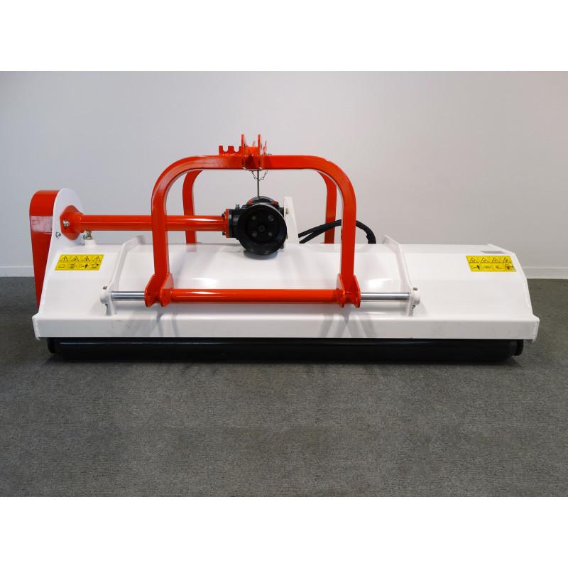Broyeur à déport hydraulique réversible 200 cm de coupe GIEMME MACHINERY