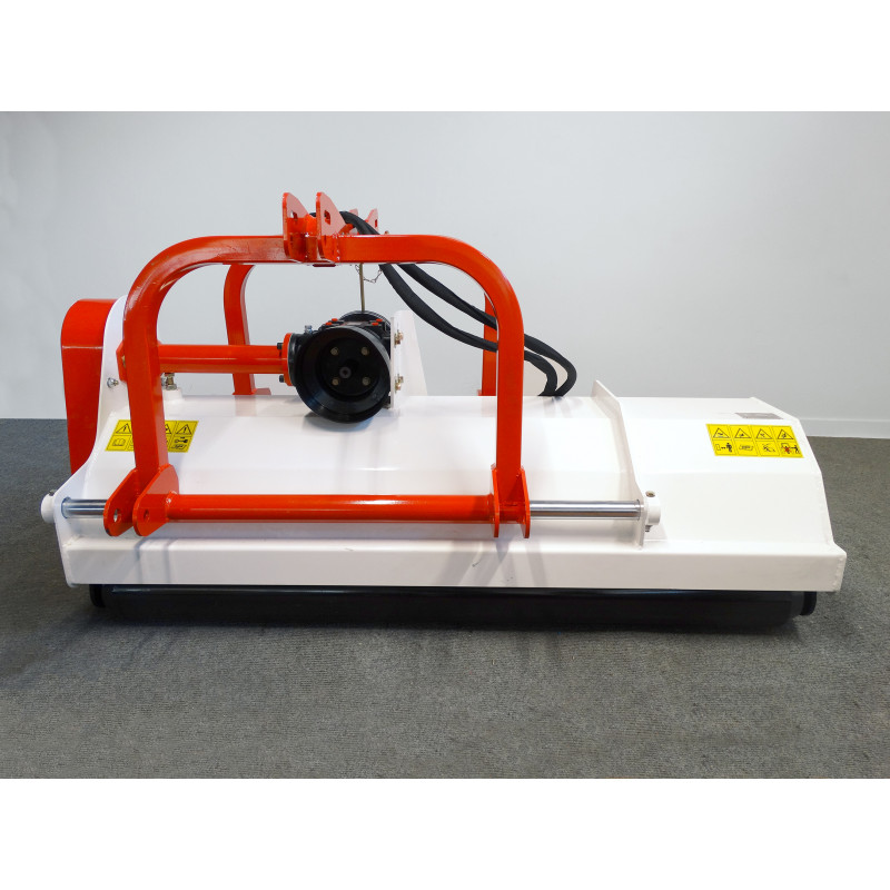 Broyeur à déport hydraulique réversible AG 140 GIEMME MACHINERY