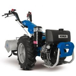 Motoculteur diesel BCS réversible et multifonction avec embrayage hydraulique