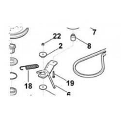 6140-007-1030 kit tendeur de courroie de coupe MR4082