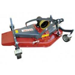 Tondeuse arrière MAJAR de 150 cm de largeur de travail pour microtracteur 15-30 CV
