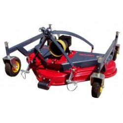 Tondeuse arrière professionnelle MAJAR 140 cm pour microtracteurs 15-30 CV