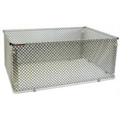 Réhausse grillagée pour remorques MAJAR RA710, RMO600, RMT700 et OXRPR515