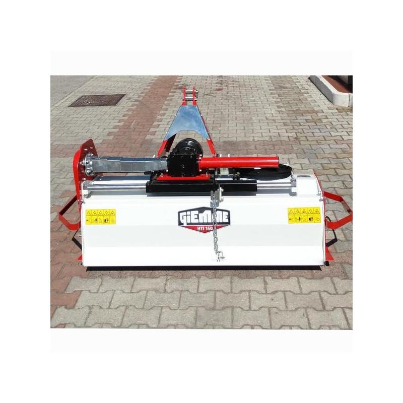 Fraise rotative à déport hydraulique HTI 180 GIEMME MACHINERY