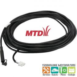 15 m de fil de délimitation périmétrique MTD