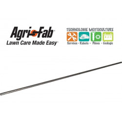 Axe de brosse AGRI-FAB