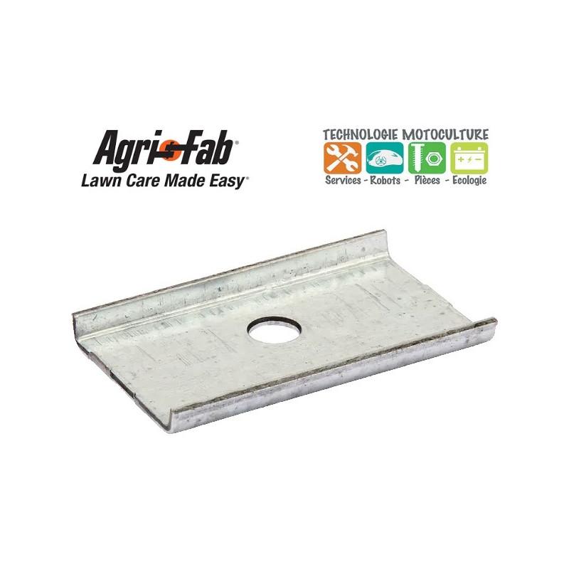 Bande de serrage brosse (simple) AGRI-FAB