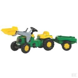 Tracteur john Deere avec chargeur Taille 1690x470x550
