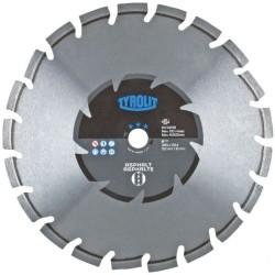 Disque diamant Alsphate DCA BASIC alésage 20 mm diamètre 350 mm