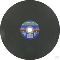Disque à découper métal alésage 25.4 mm diamètre 350 mm
