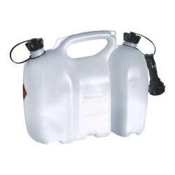 Jerrycan professionnel blanc