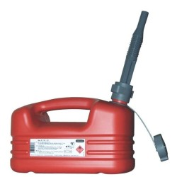 Jerry can rouge 5 l