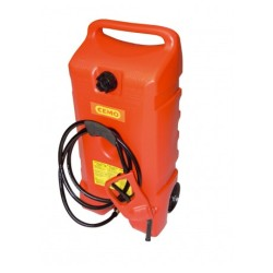 Caddy transport carburant 53 litres