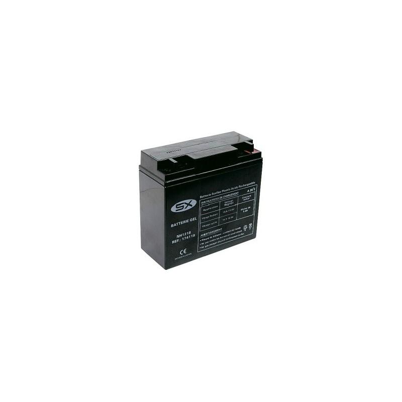 Batterie gel 'tanche NH1218