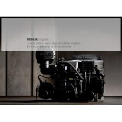MOTEUR K301RT Horiz. 12HP